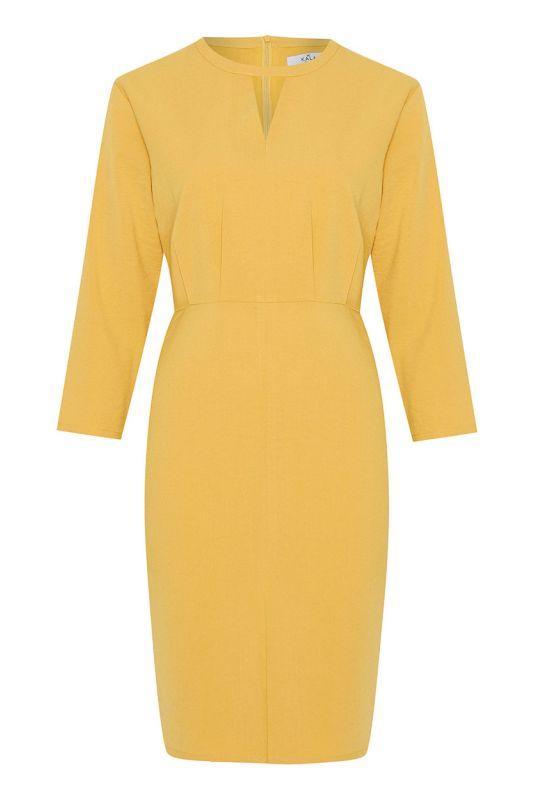 Schickes, tailliertes Kleid mit Arm