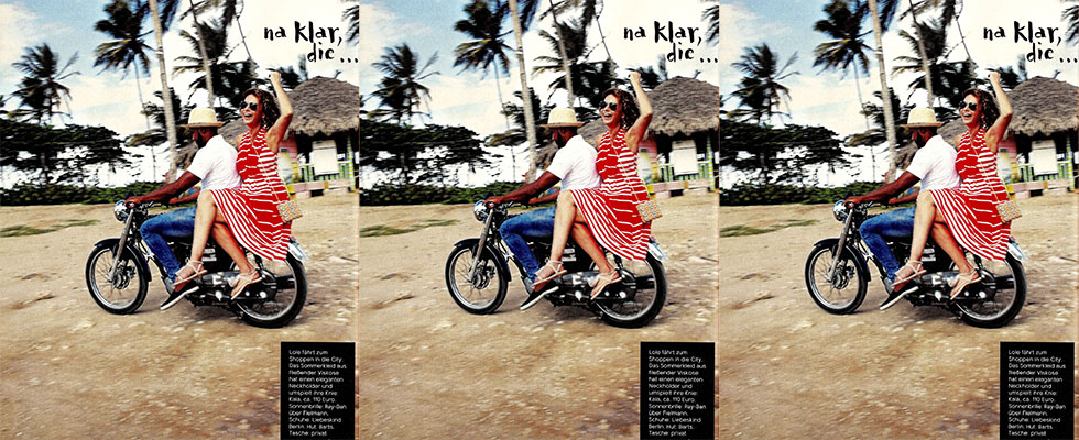 Unser Sommerkleid geht um die Welt! Mit der Brigitte auf KUBA...